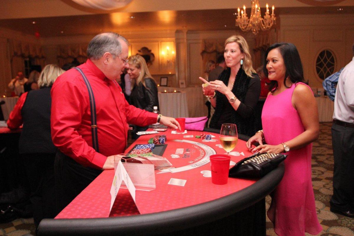 WBS Foundation Casino Night