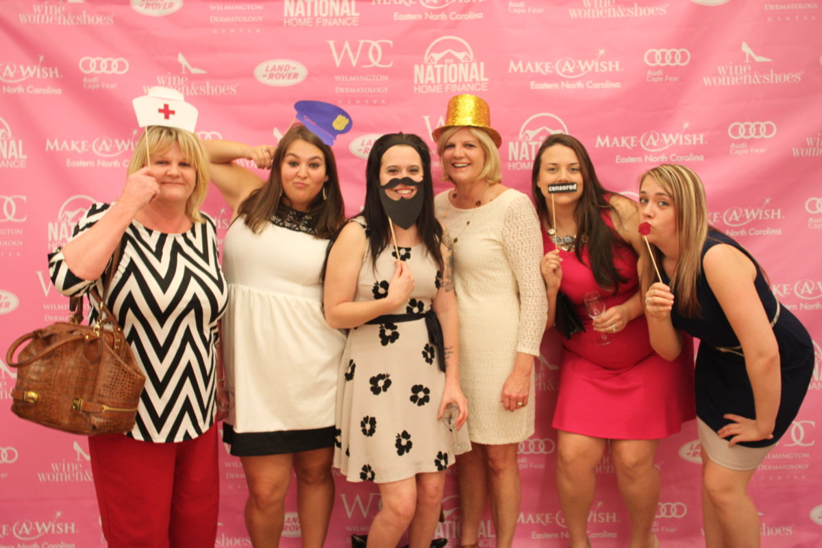 Wine, Women and Shoes Benefit for Make A Wish Foundation