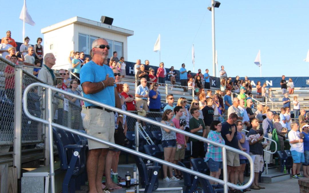 Wilmington Sharks game 6/7/2016