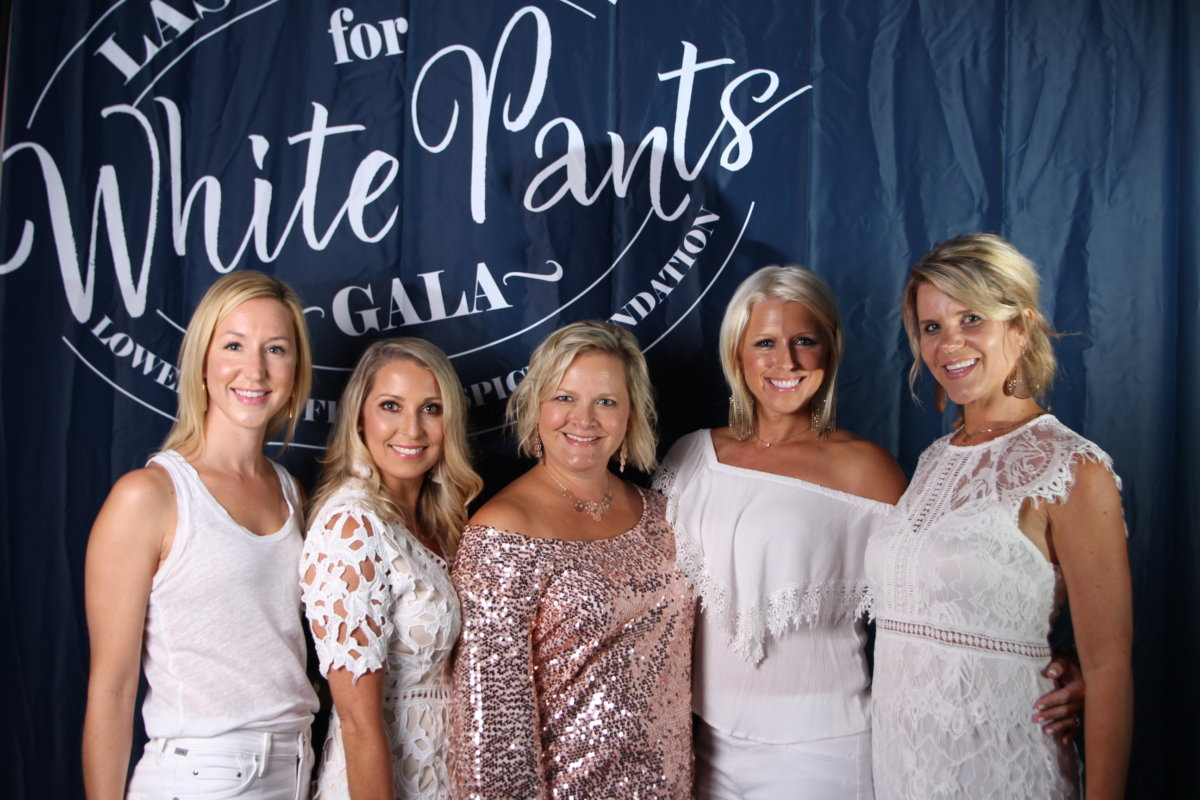 Audi Cape Fear, Last Chance for White Pants Gala, 2018, Lower Cape Fear Hospice