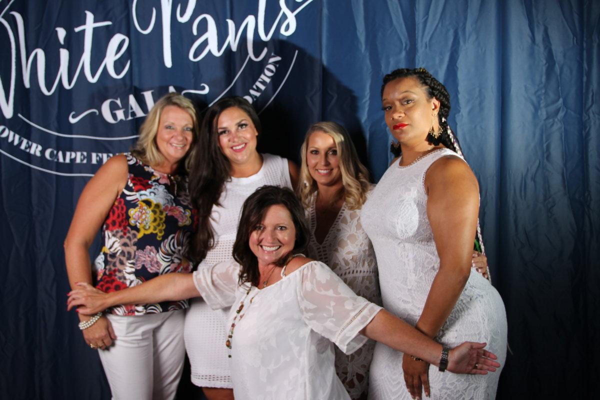 White Pants Gala Audi Cape Fear, Lower Cape Fear Hospice