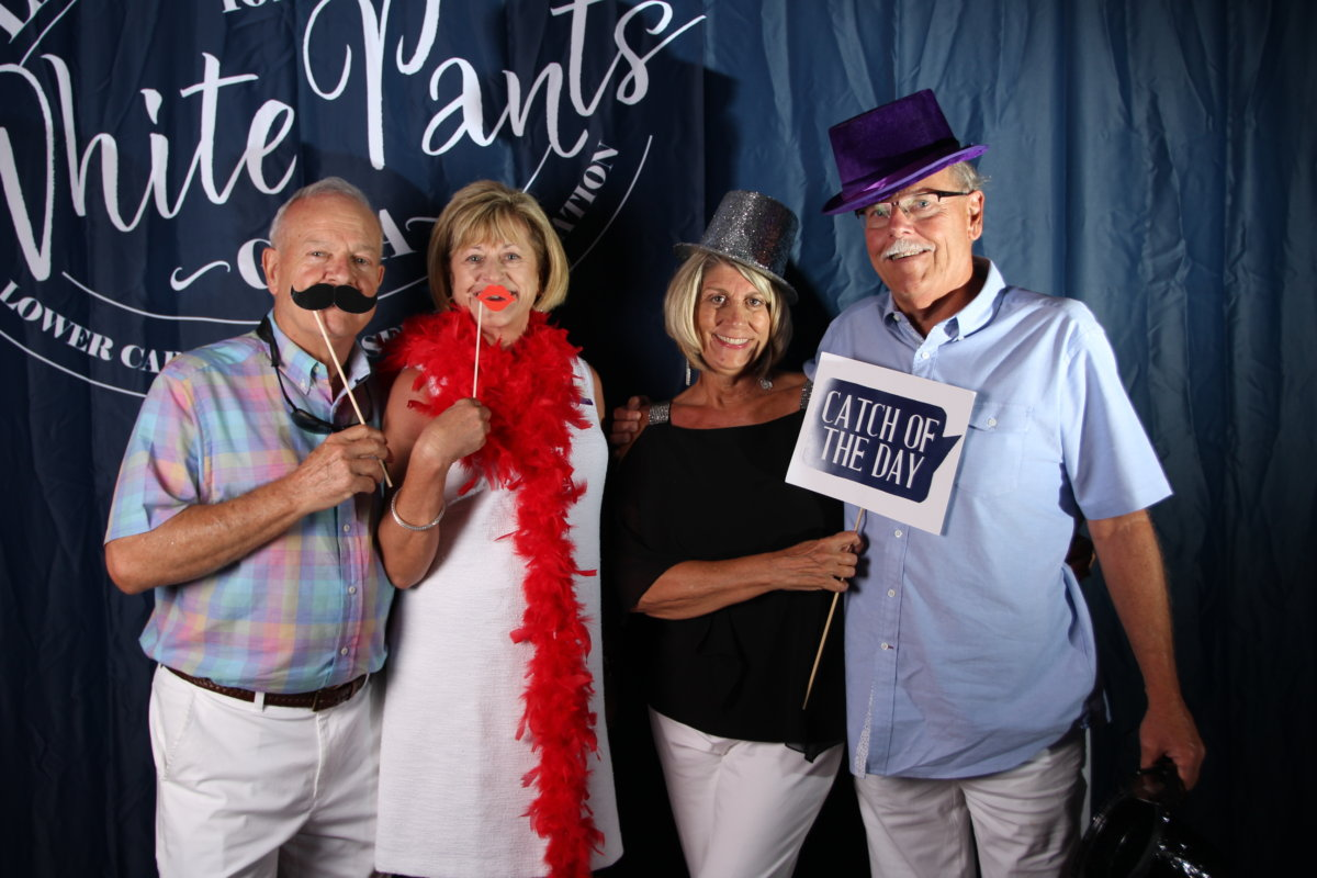 White Pants Gala Audi Cape Fear, Lower Cape Fear Hospice, Last Chance for White Pants, 2018