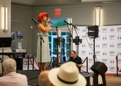 Audi Cape Fear, Wilmington NC, Kentucky Derby Party, Kentucky Derby Fashion, Singer, Music
