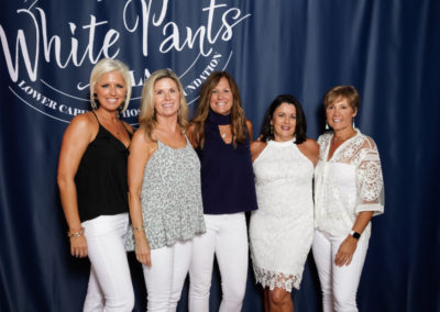 audi cape fear, event, wilmington nc, jacksonville nc, myrtle beach sc, lower cape fear hospice, group photo, event fundraiser, white pants, gala