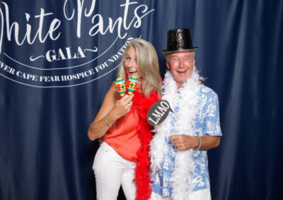 audi cape fear, event, wilmington nc, jacksonville nc, myrtle beach sc, lower cape fear hospice, couple, goofy, white pants, red carpet