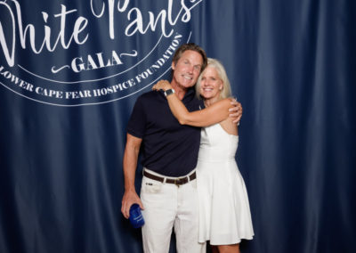 audi cape fear, event, wilmington nc, jacksonville nc, myrtle beach sc, lower cape fear hospice, gala, white pants, step and repeat