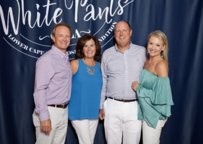 audi cape fear, event, wilmington nc, jacksonville nc, myrtle beach sc, lower cape fear hospice, gala, white pants, raise support