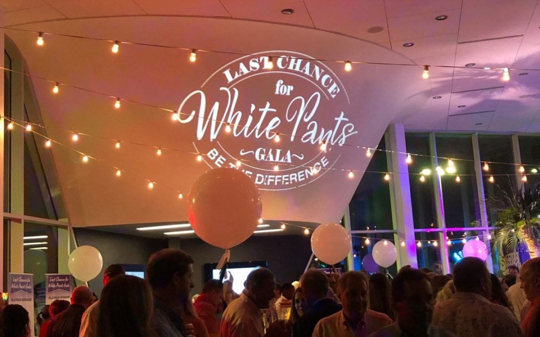 2019 Last Chance for White Pants Gala